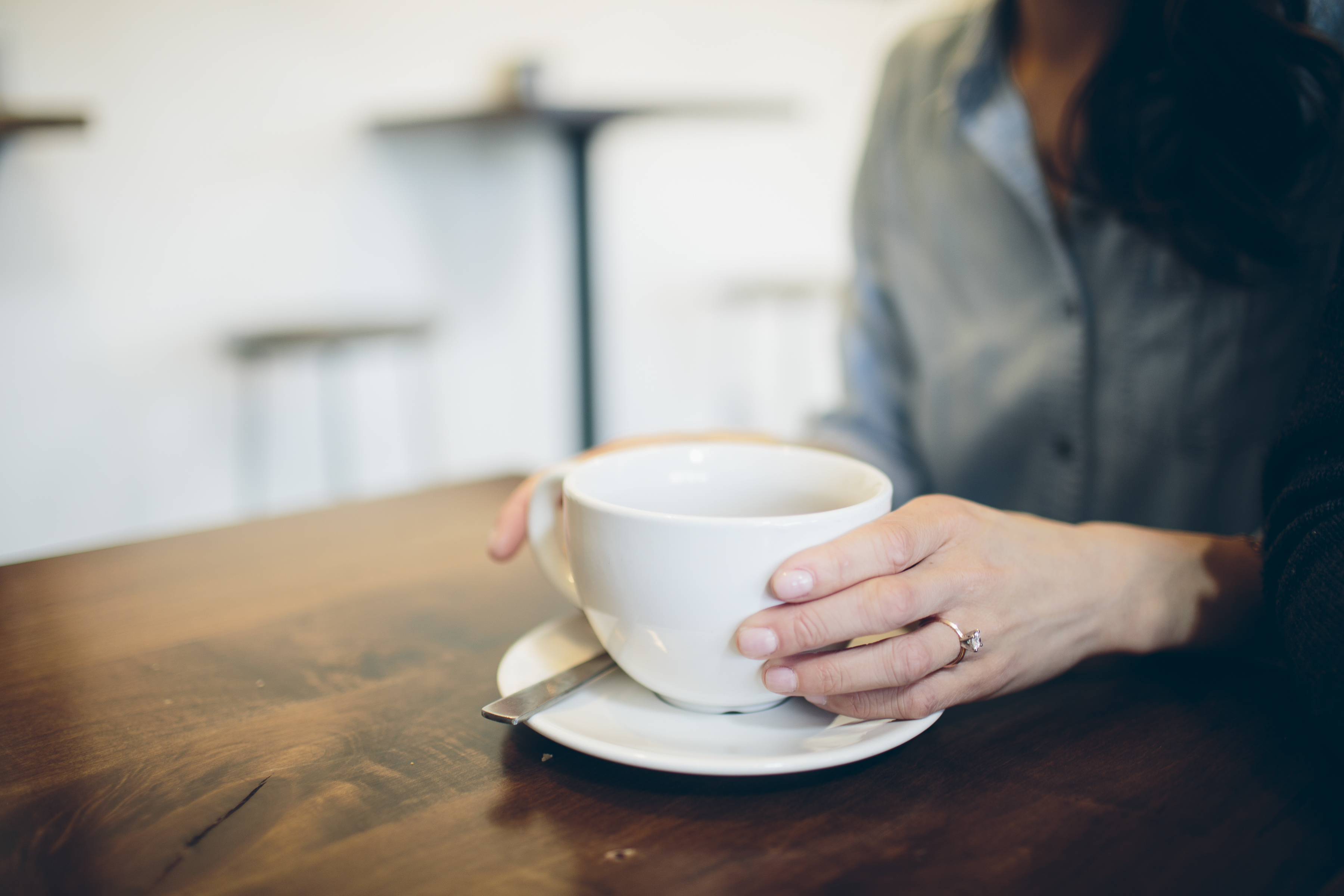 Tin Roof Cafe coffee