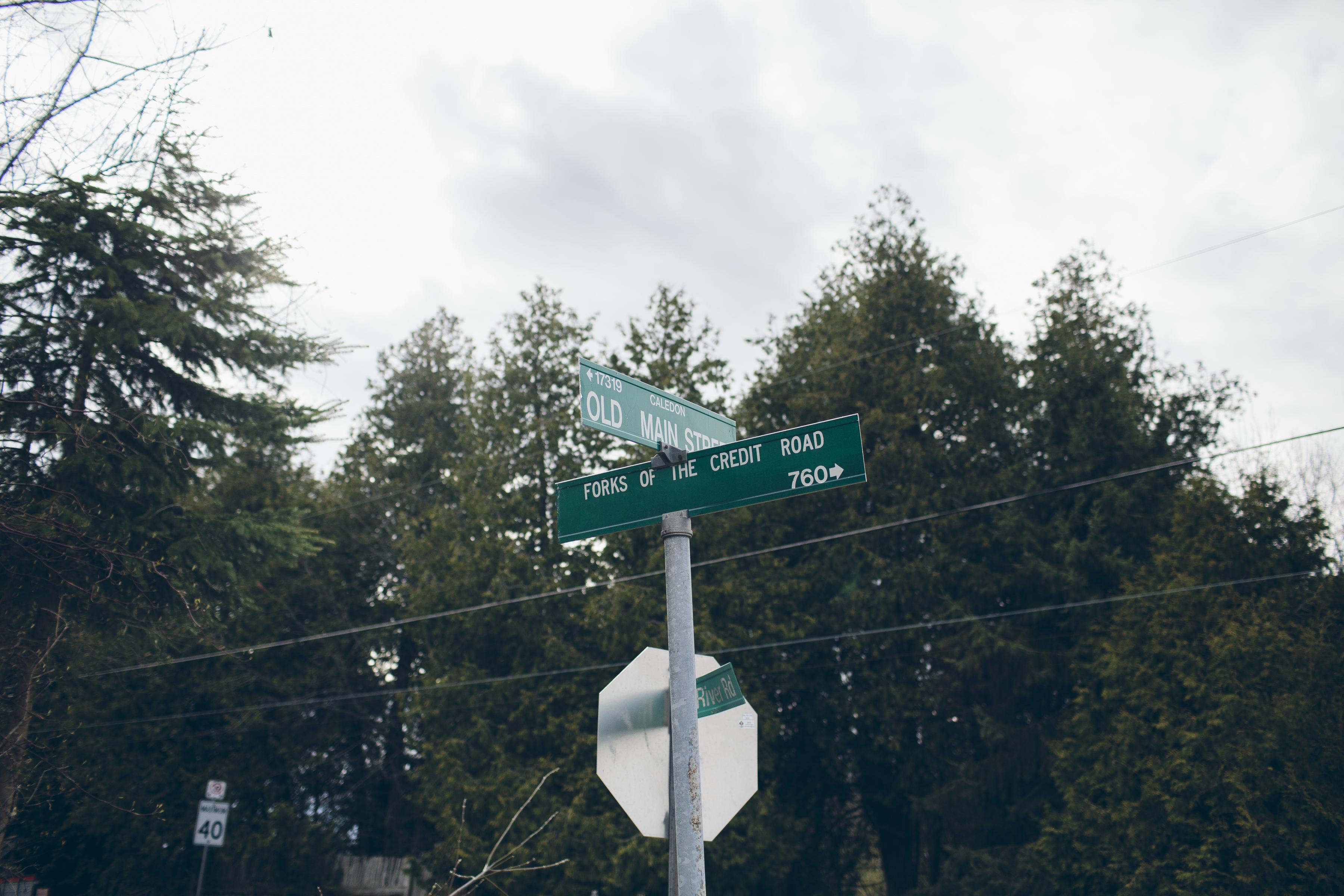 Cross Roads Erin, Ontario