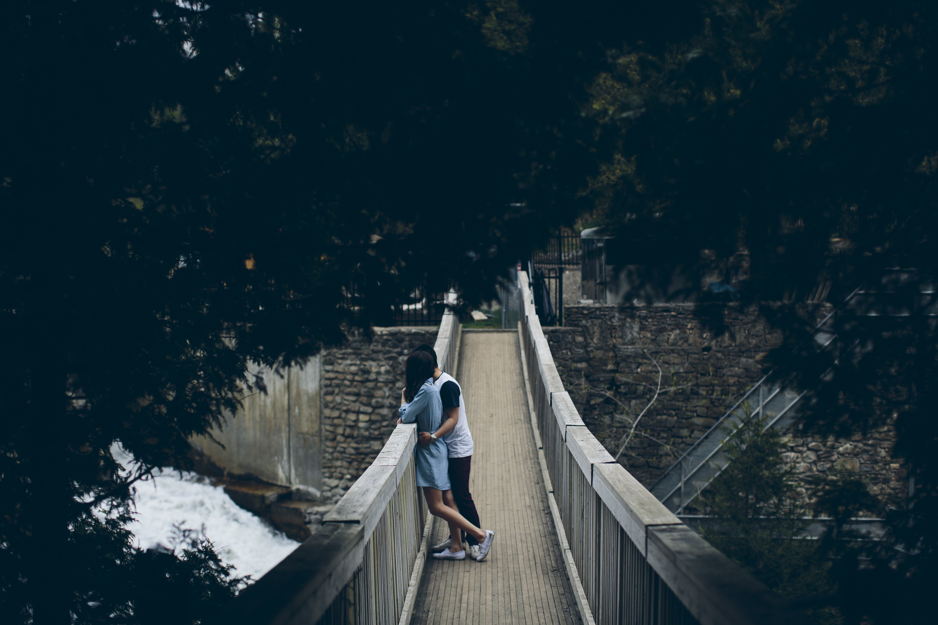 Belfountain Engagement Session