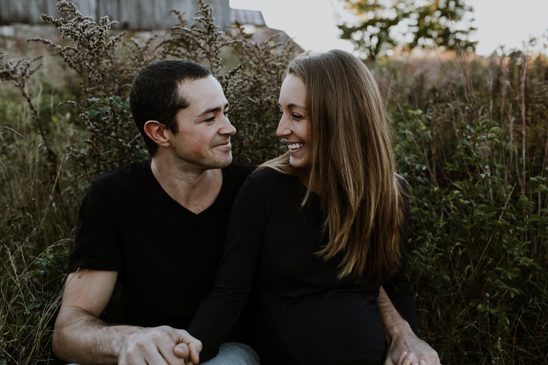 Happy Couples Portrait Session