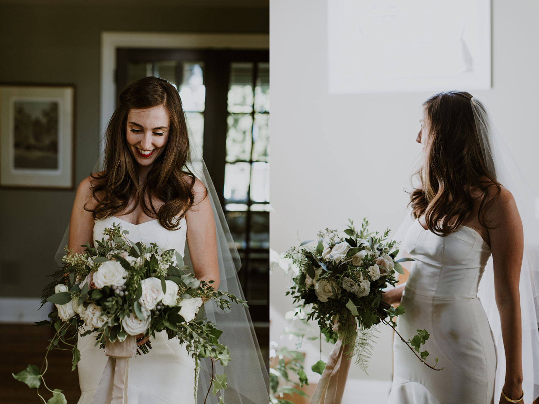 Huntsville Muskoka Photographer Bride