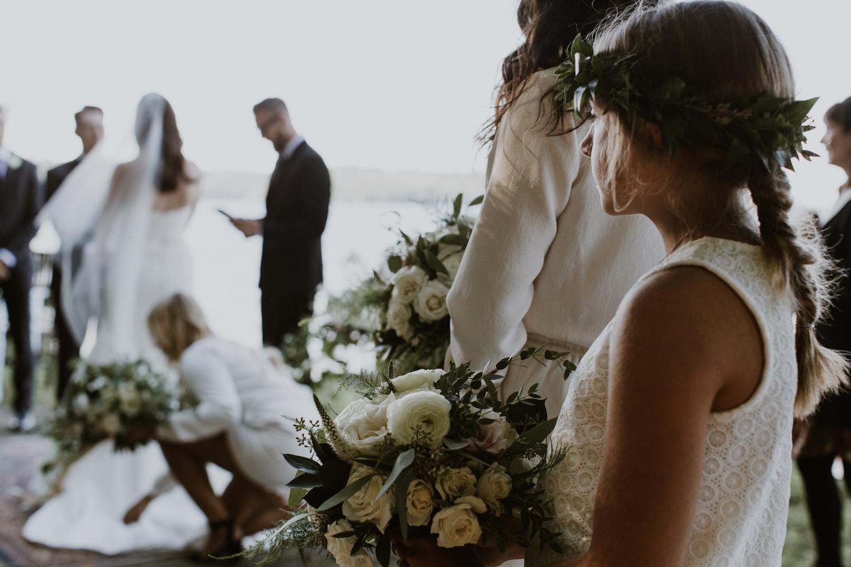 Muskoka Wedding Florals