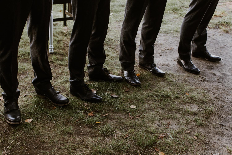 Groomsmean shoes