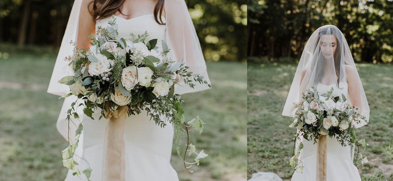 Muskoka wedding florist
