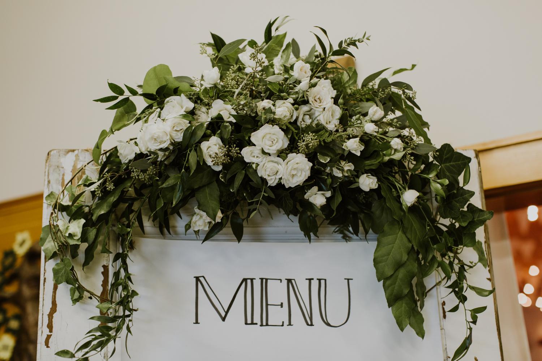 Wedding florist muskoka huntsville