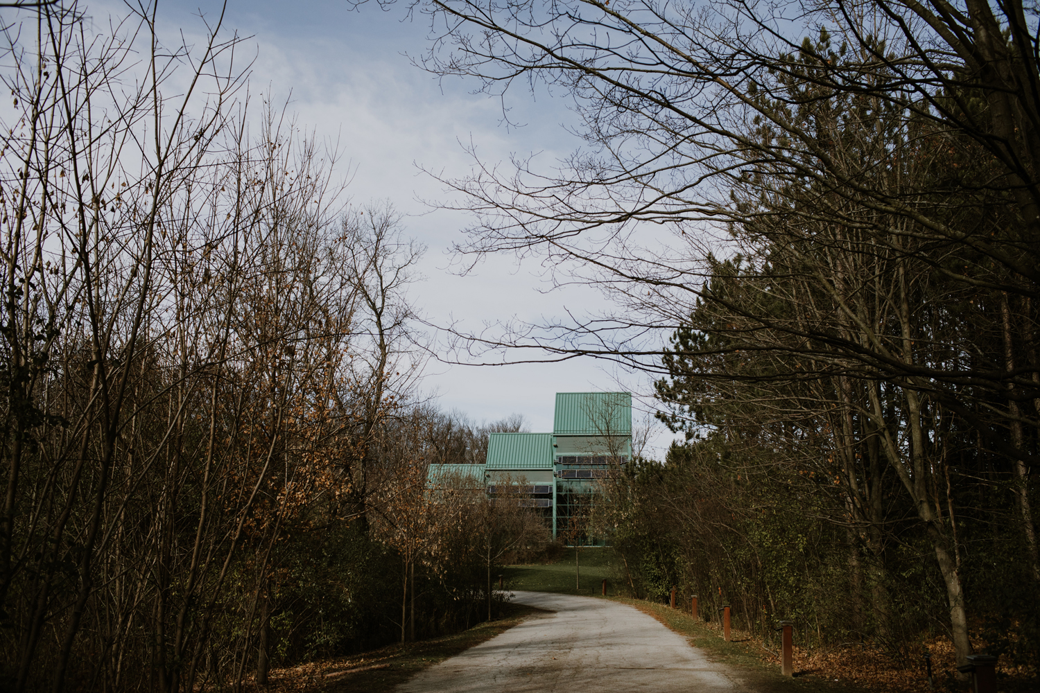 Kortright Centre for Conservation Wedding venue