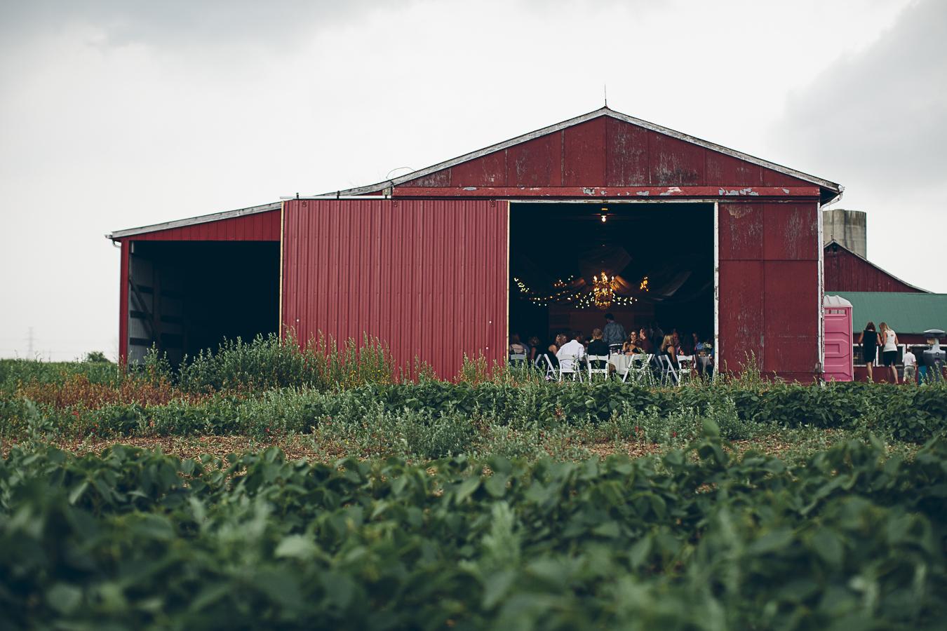 Barn Wedding Venue In Southern Ontario