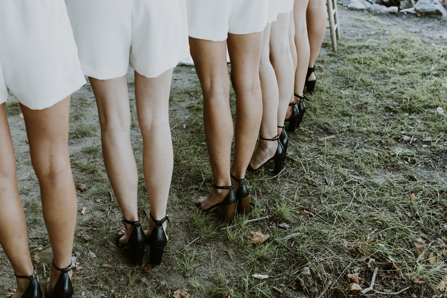 bridesmaids shoes