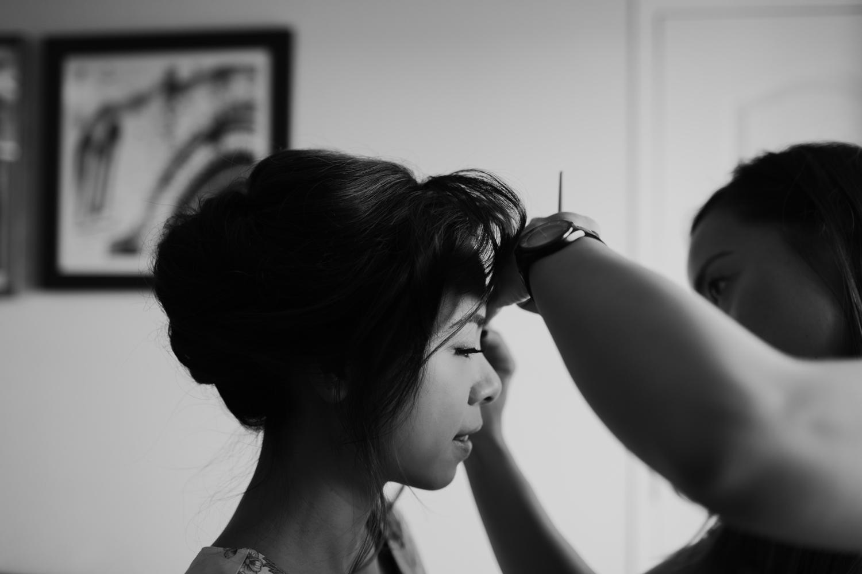 Fiona Man Toronto Makeup Artist