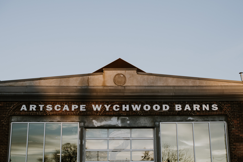 Artscape Wychwood Barns Wedding