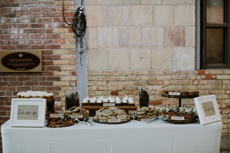 Crumb & Berry Toronto Wedding Cake