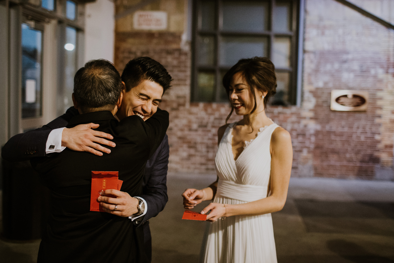 Artscape Tea Ceremony Wedding