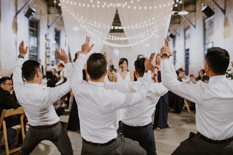 Toronto Wedding Venue DJ