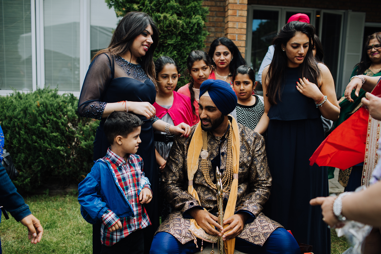 Sikh Indian Wedding Traditions